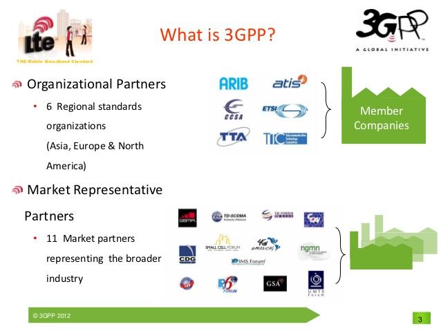 ¿Qué es 3GPP?